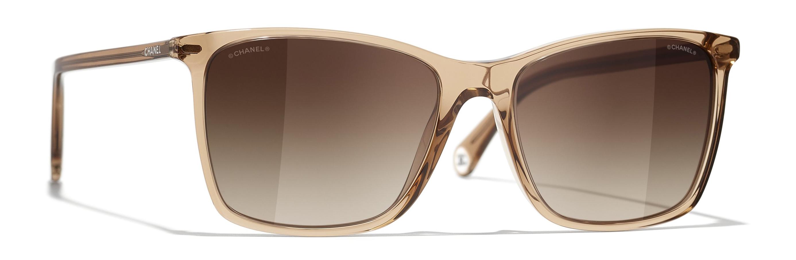 Sunglasses CHANEL CH 5447 1090S5 55/17