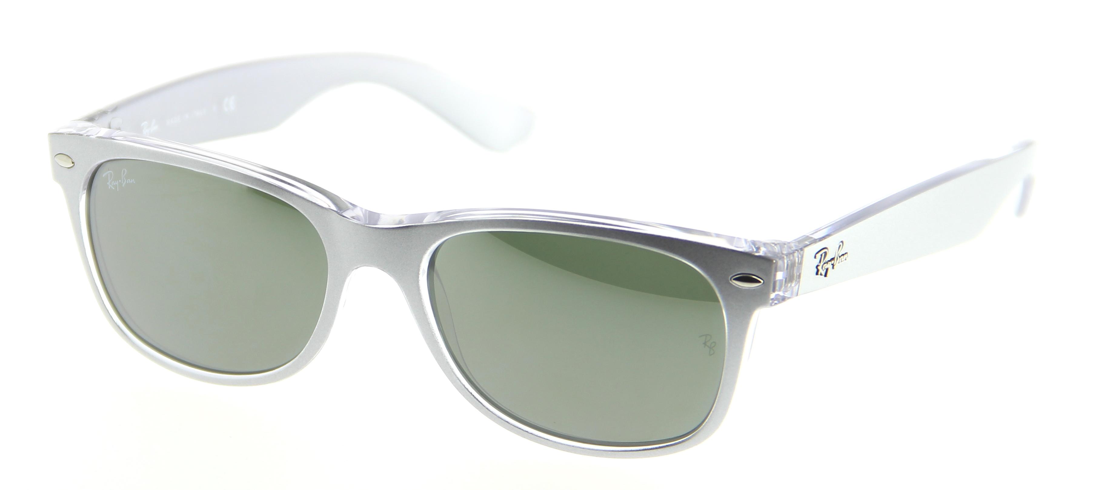 lunette de soleil ray ban wayfarer blanche