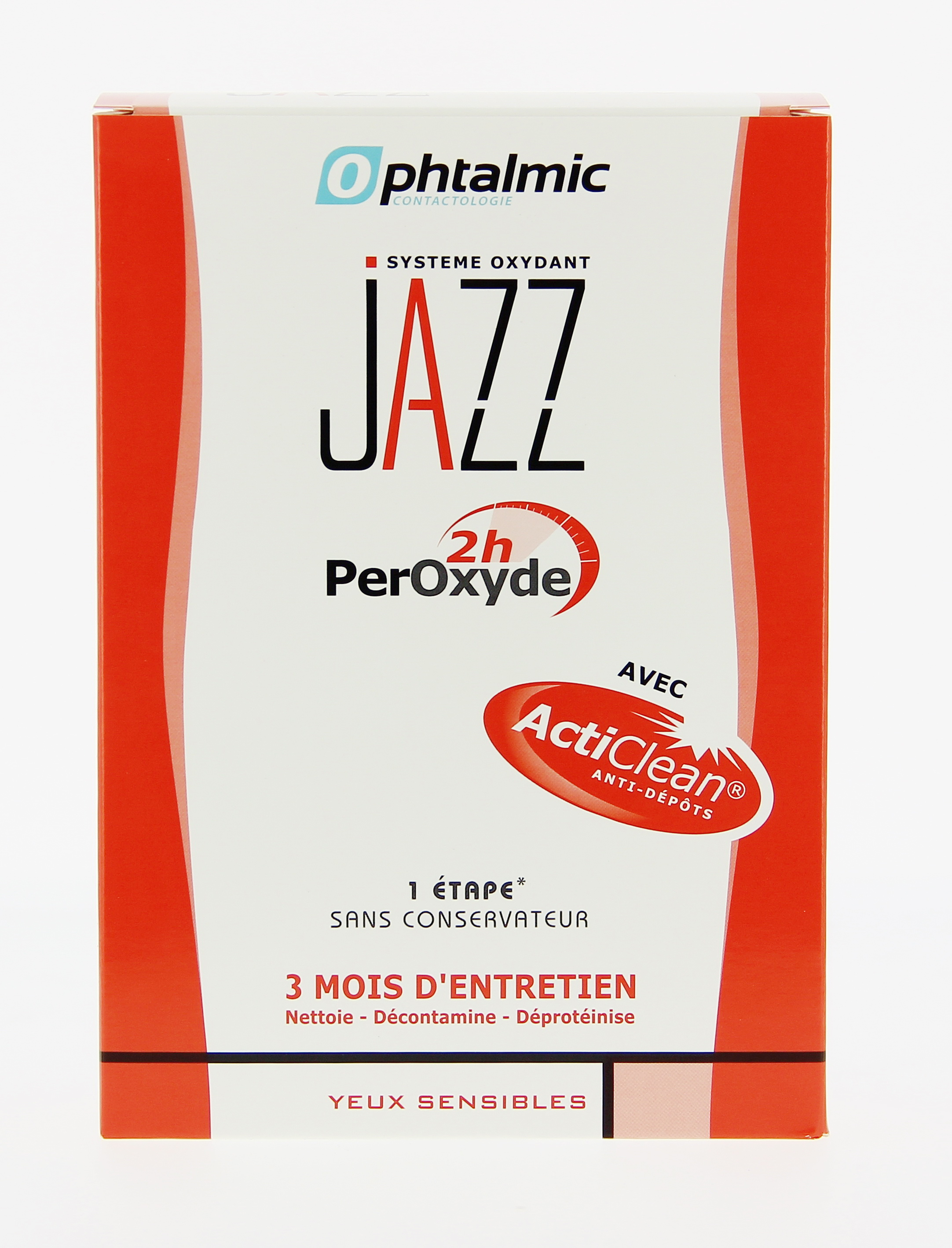 JAZZ PEROXYDE 2x350ML
