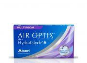 Lentilles de contact ALCON / CIBAVISION AIR OPTIX PLUS HYDRAGLYDE MULTIFOCAL