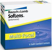 עדשות מגע BAUSCH & LOMB SOFLENS MULTIFOCAL